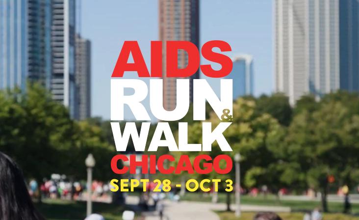 Aids foundation run-walk