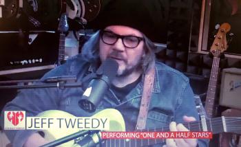 Wilco's Jeff Tweedy