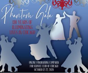 SC Phantom Gala invite