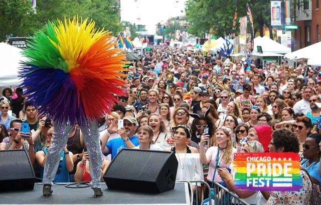 Chicago Pride Fest returns June 19-20.
