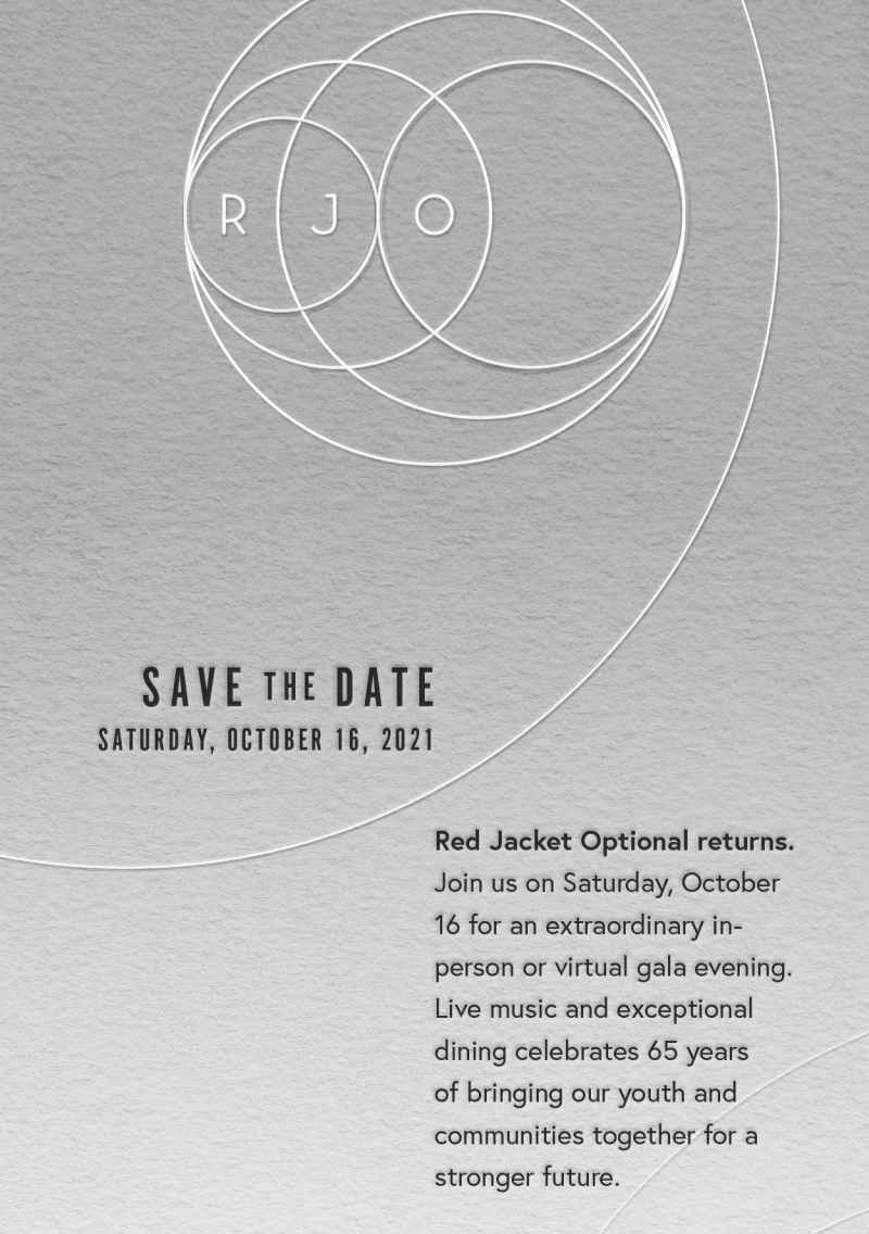 Red Jacket Optional _Oct. 16