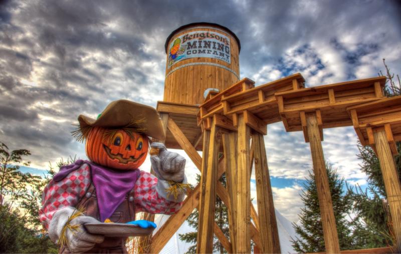 Bengsten's Pumpkin Farm