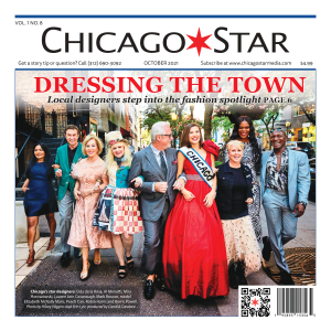 Cover--Dressing the Town--Chicago Star Oct. 2021