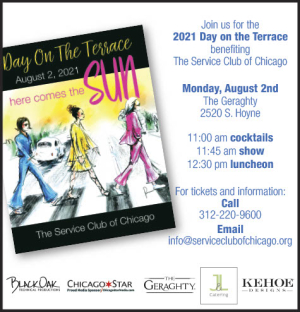SC Day on the Terrace Fashion Show Fundraiser  Monday  Aug. 2  Geraghty.