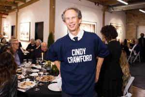 Charles Miers  head of Rizzoli Publishing NY