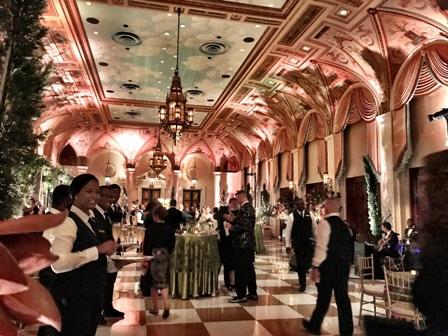 Durpetti Pierson Wedding Cocktail Reception Before Wedding