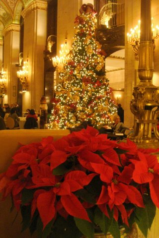 Palmer house decor